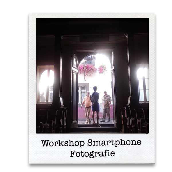 Fotograferen met smartphone cursus