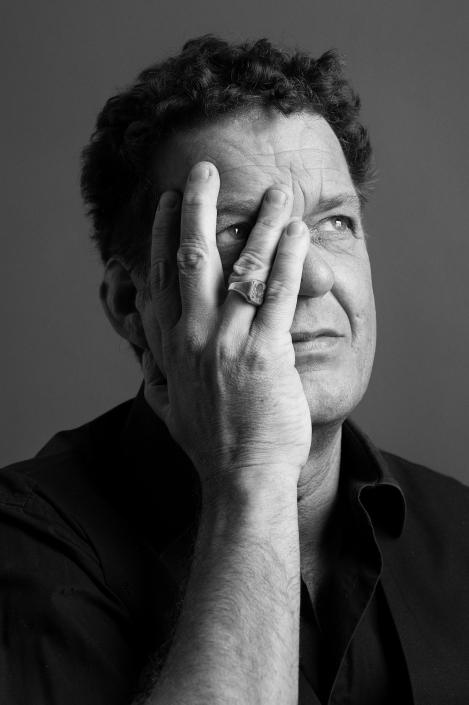 Portretfotograaf Amsterdam Magazine foto