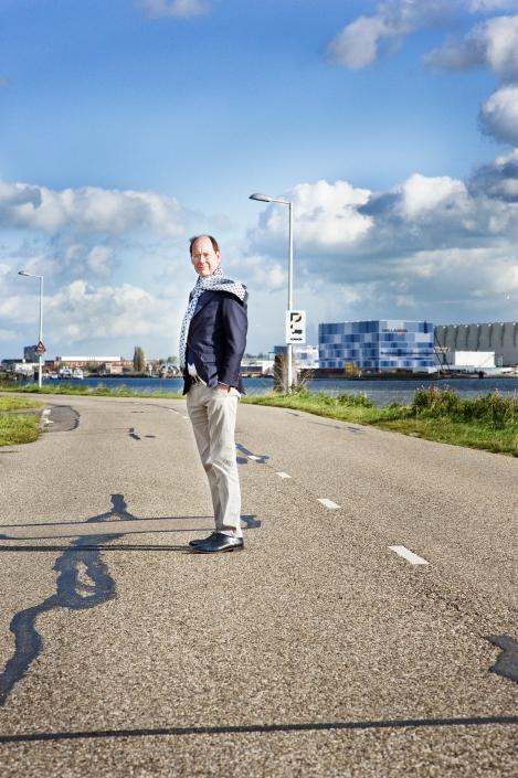 Portretfotograaf Amsterdam Portret Jubileumboek