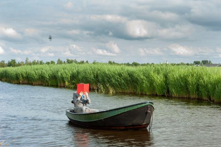 Fotograaf Amsterdam reclamefoto De Boekdrukker